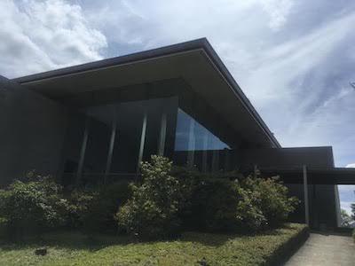 河口湖美術館 外観